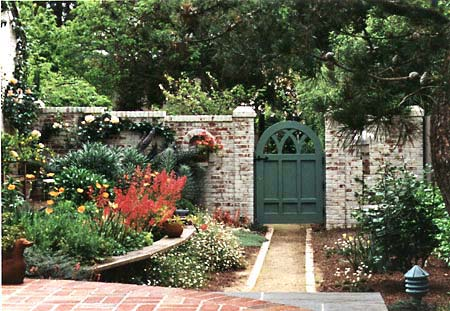 SAN DIEGO, CALIFORNIA. Garden and Landscape Architecture Design Photograph - Balin Butler Design, San Diego, Garden Design,